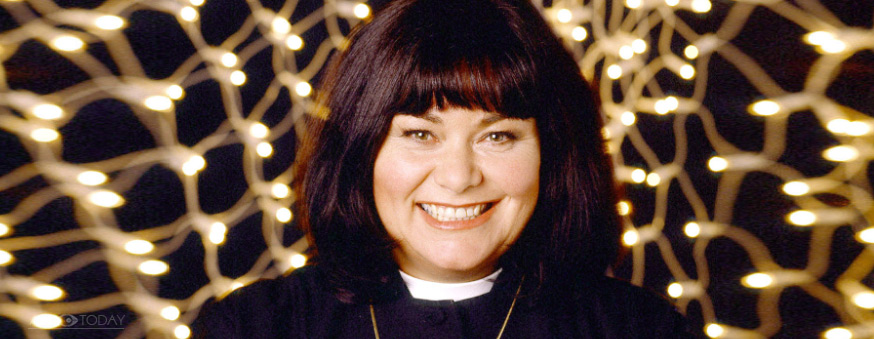 BBC The Vicar of Dibbly - Dawn French