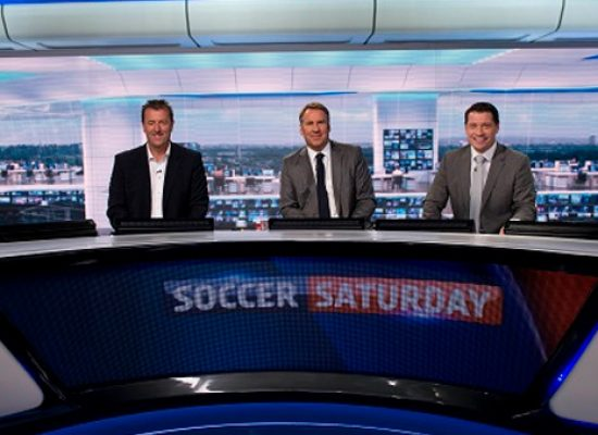 Soccer Saturday 2016 launch to air online and on four TV channels