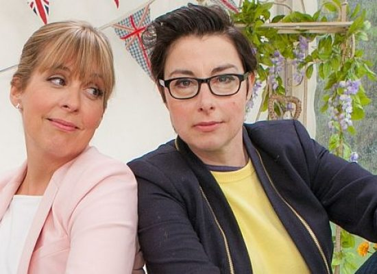 Mary Berry, Mel Giedroyc and Sue Perkins reunite for BBC festive special