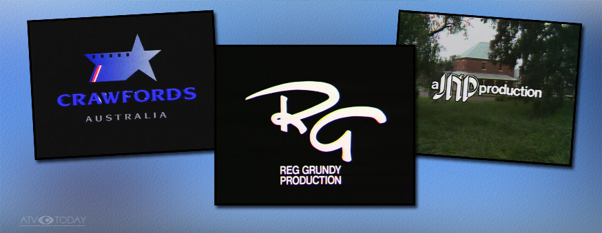 Australian Production Companies; Crawfords, Grundy, JNP