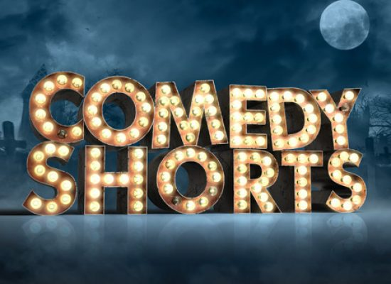 Sky Arts put on their Comedy Shorts for Halloween