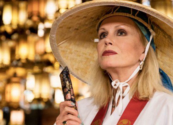 Joanna Lumley talks her latest ITV series