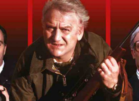 John Thaw, Anthony Valentine and Edward Woodward together on DVD in Killer stories