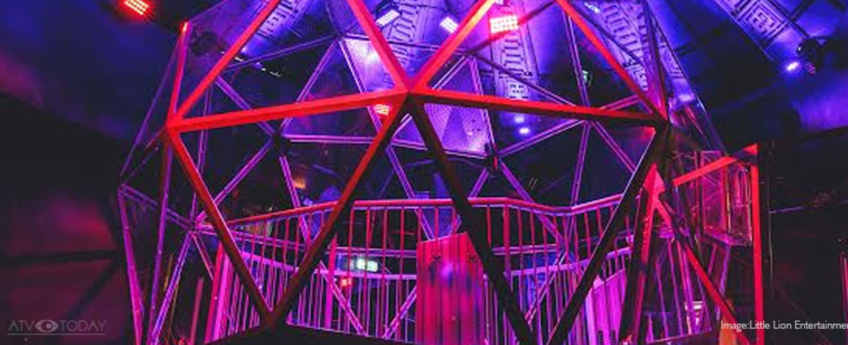 Richard Ayoade to host the seventh series of The Crystal Maze