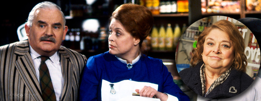 Lynda Barron in Open All Hours and Still Open All Hours