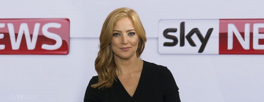 Sarah-Jane Mee - SKY News