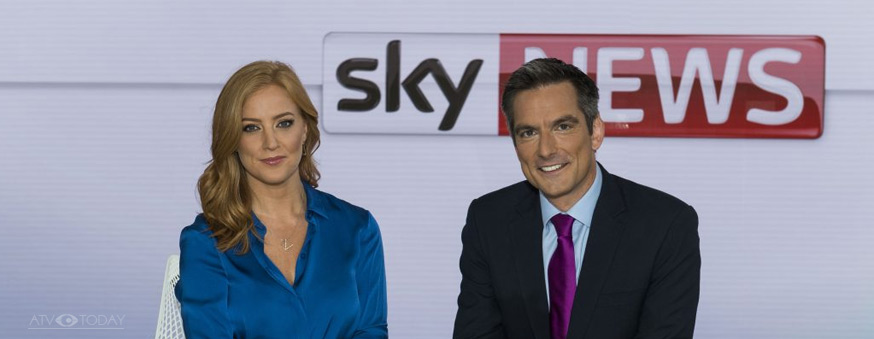 Sky News Sunrise - Sarah Jane and Johnathan