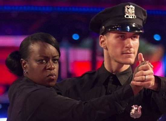 EastEnders actress Tameka Empson is second out of Strictly Come Dancing 2016