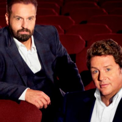 Michael Ball & Alfie Boe unite for third ITV special