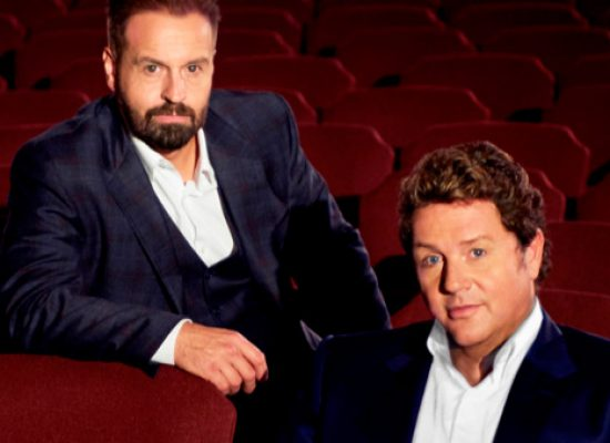Michael Ball and Alfie Boe return to ITV