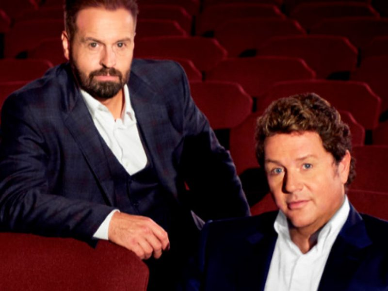 Michael Ball & Alfie Boe unite for third ITV special