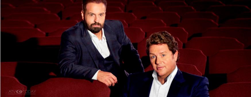 Alfie Boe and Michael Ball