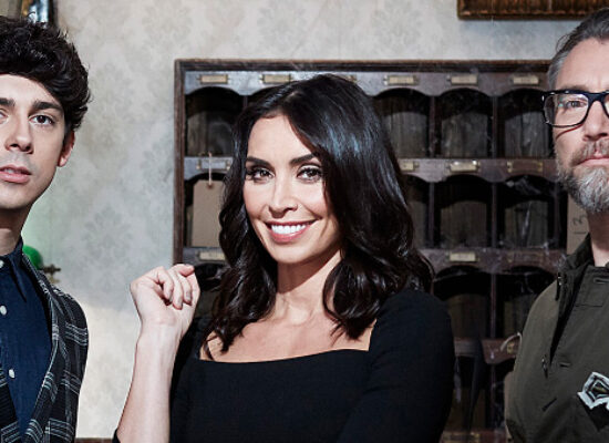 Christine Lampard talks ITV morning return and lockdown life