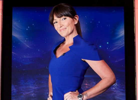 Davina talks future and Christmas past