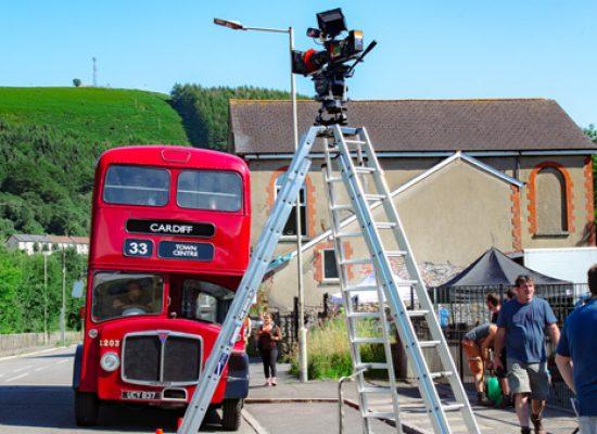 BBC Wales celebrate continued Drama successes