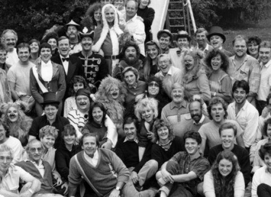 Comedy writer David Croft dies aged 89