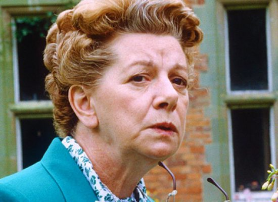 Corrie favourite Jean Alexander reassures fans following recent health scare
