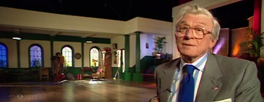 Jimmy Perry, 2008 BBC News