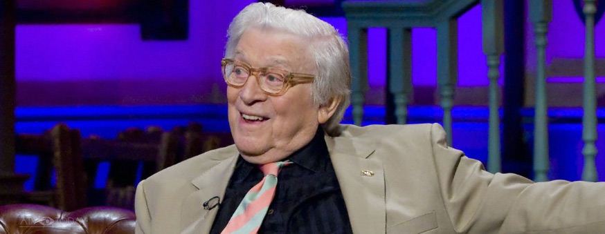 Jimmy Perry 2008