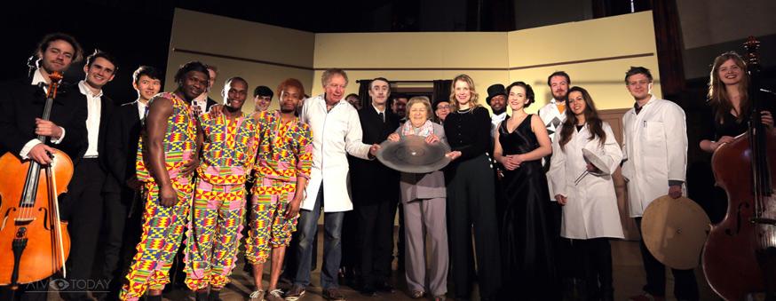 BBC Opening Night Re-created