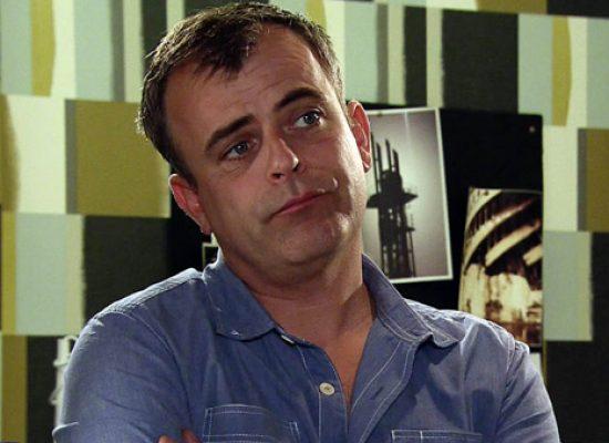Tabloid votes Steve McDonald Favourite Soap Character