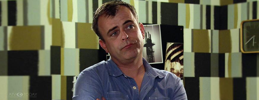 Steve McDonald - Simon Gregson - Corrie