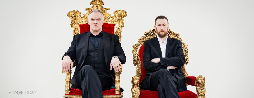 Greg Davies and Alex Horne return to their thrones as two more series of Taskmaster are announced for Dave UKTV