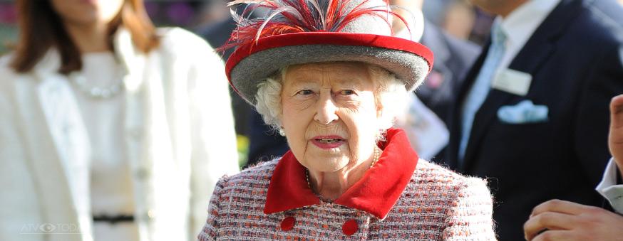 The Queen - Queen Elizabeth 2nd
