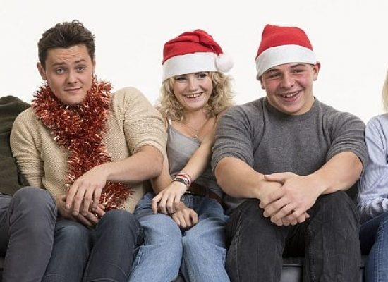 Outnumbered Christmas special for the beeb