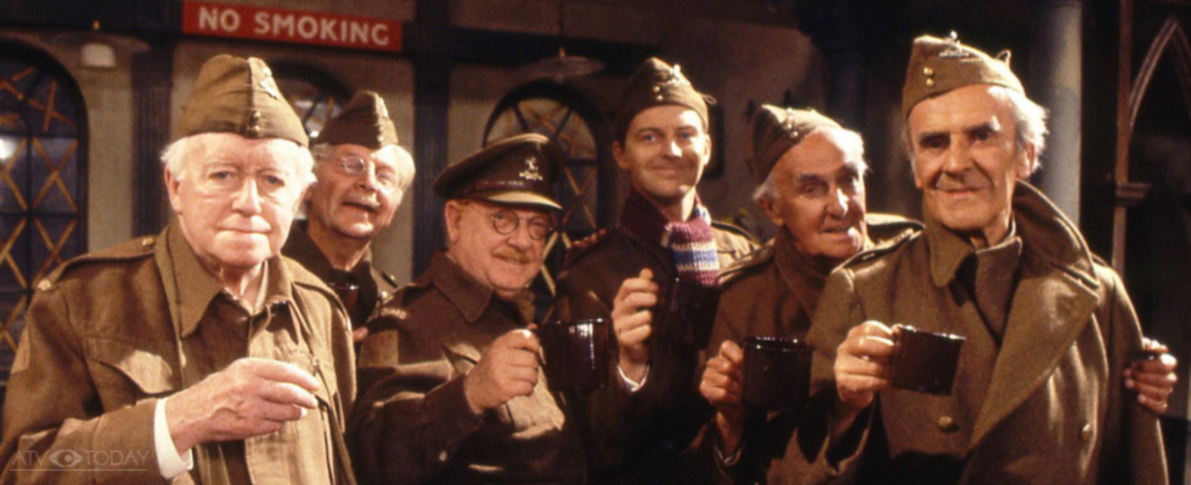 Dad's Army: The Lost Episodes cast revealed