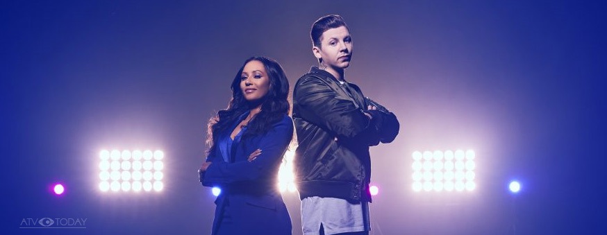 Pop singer, Melanie Brown a.k.a Mel B and rapper Professor Green (Stephen Manderson) will both be returning as hosts of the entertainment juggernaut.