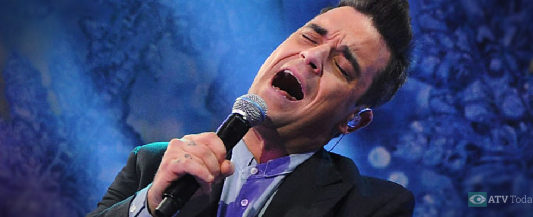 Robbie Williams for Royal Variety
