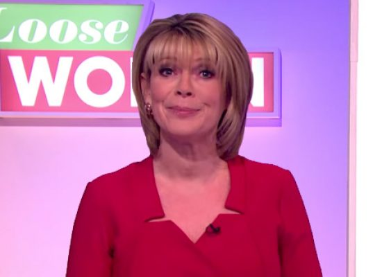 Ruth Langsford joins Strictly Come Dancing 2017