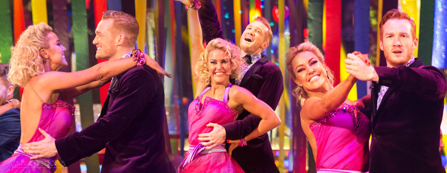 Greg Rutherford - Strictly