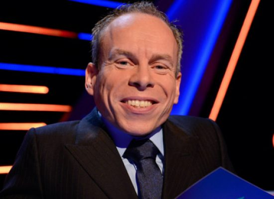 Warwick Davis gets ready to make ITV afternoons Tenable