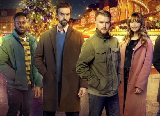 Coronation Street set for festive siege