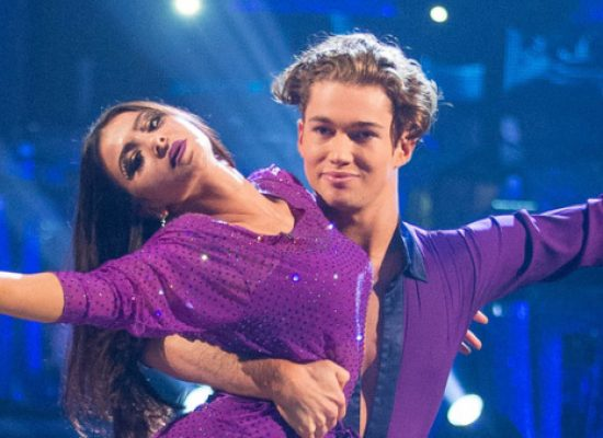 Claudia Fragapane out of Strictly Come Dancing 2016