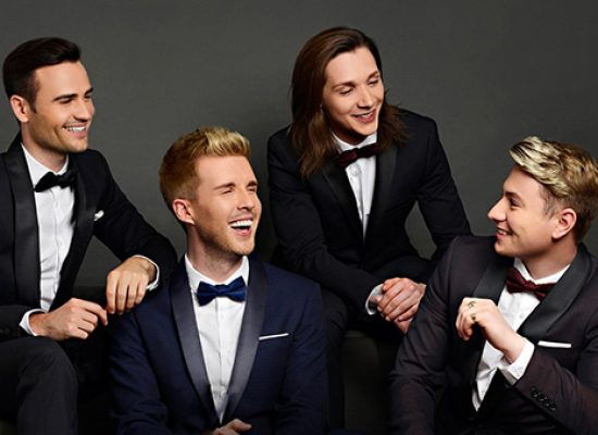 Collabro talk track by track 'Home' album