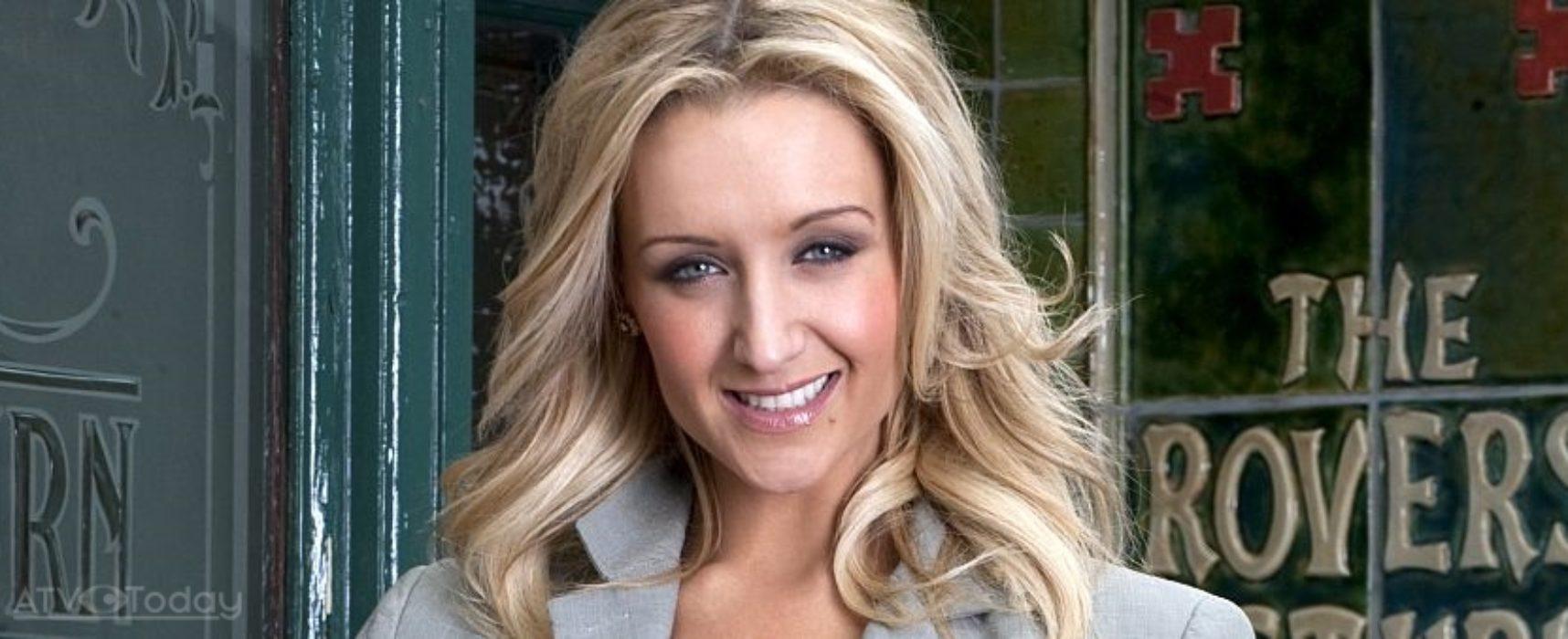 Catherine Tyldesley quits Coronation Street