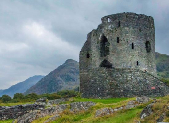 UKTV look inside the Castles which formed Britain's Fortified History