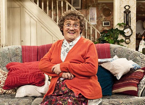 Mrs Brown's Boys Wins BAFTA