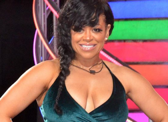 Stacy Francis evicted from Celebrity Big Brother 2017
