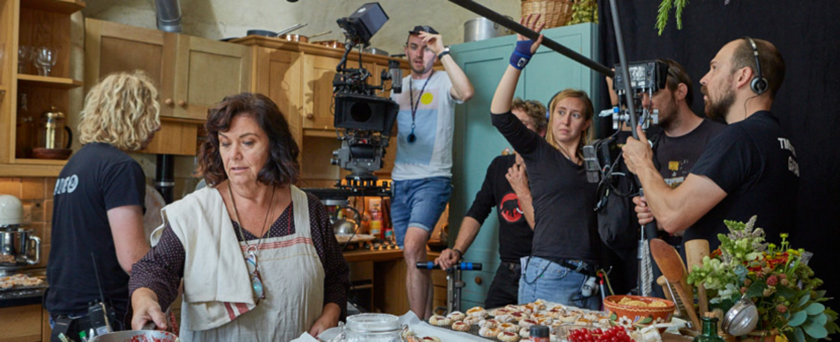 Sky 1 to air second series of Delicious drama