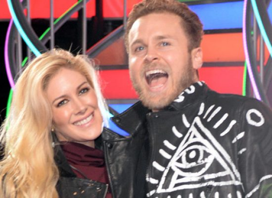 Celebrity Big Brother: Heidi and Spencer return to the house