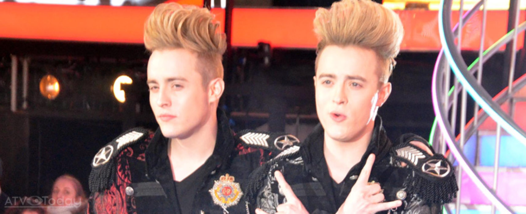 Jedward Voted Off The X-Factor