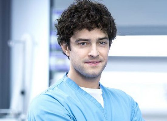 Lee Mead and Jaye Jacobs return to Holby City Hospital