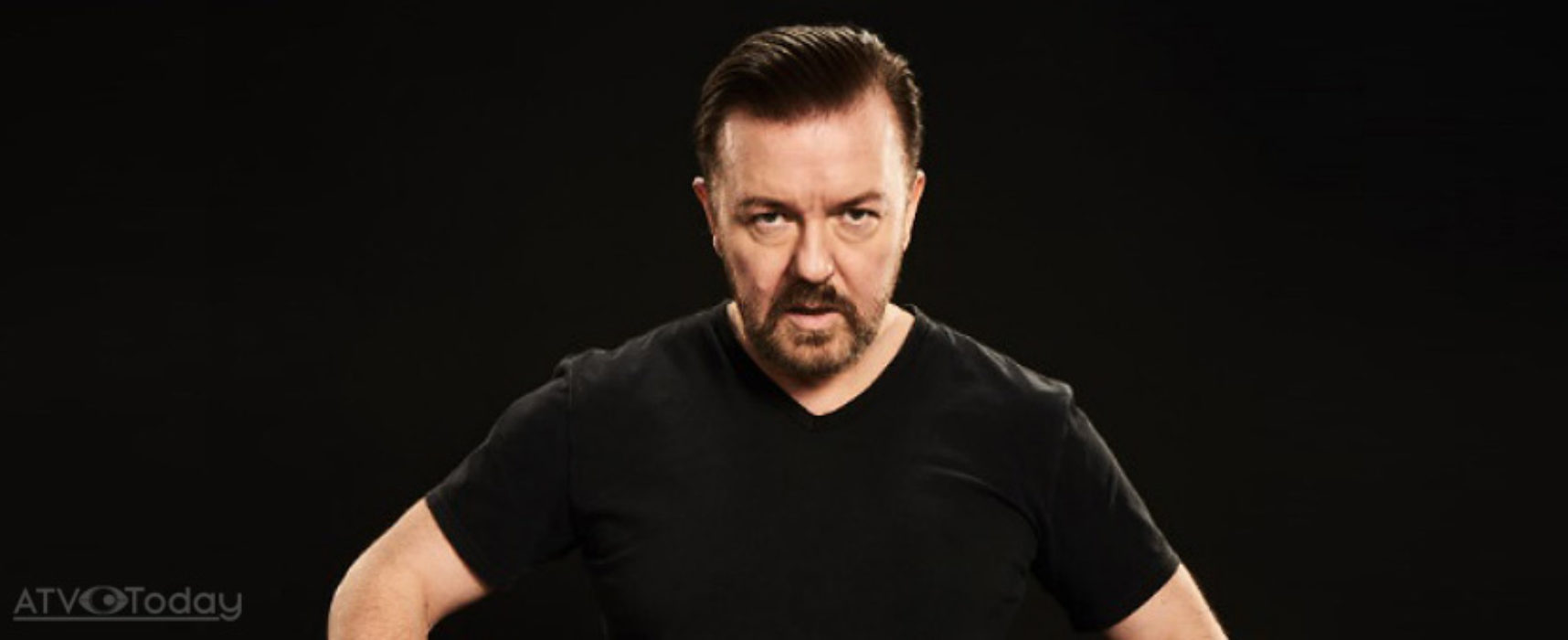 Ricky Gervais to star in After Life for Netflix