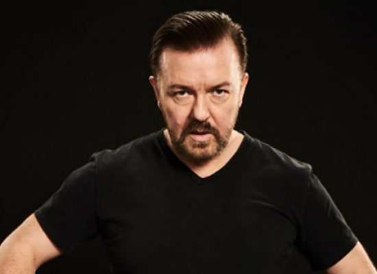 Ricky Gervais launches 2017 'worldwide tour' Humanity