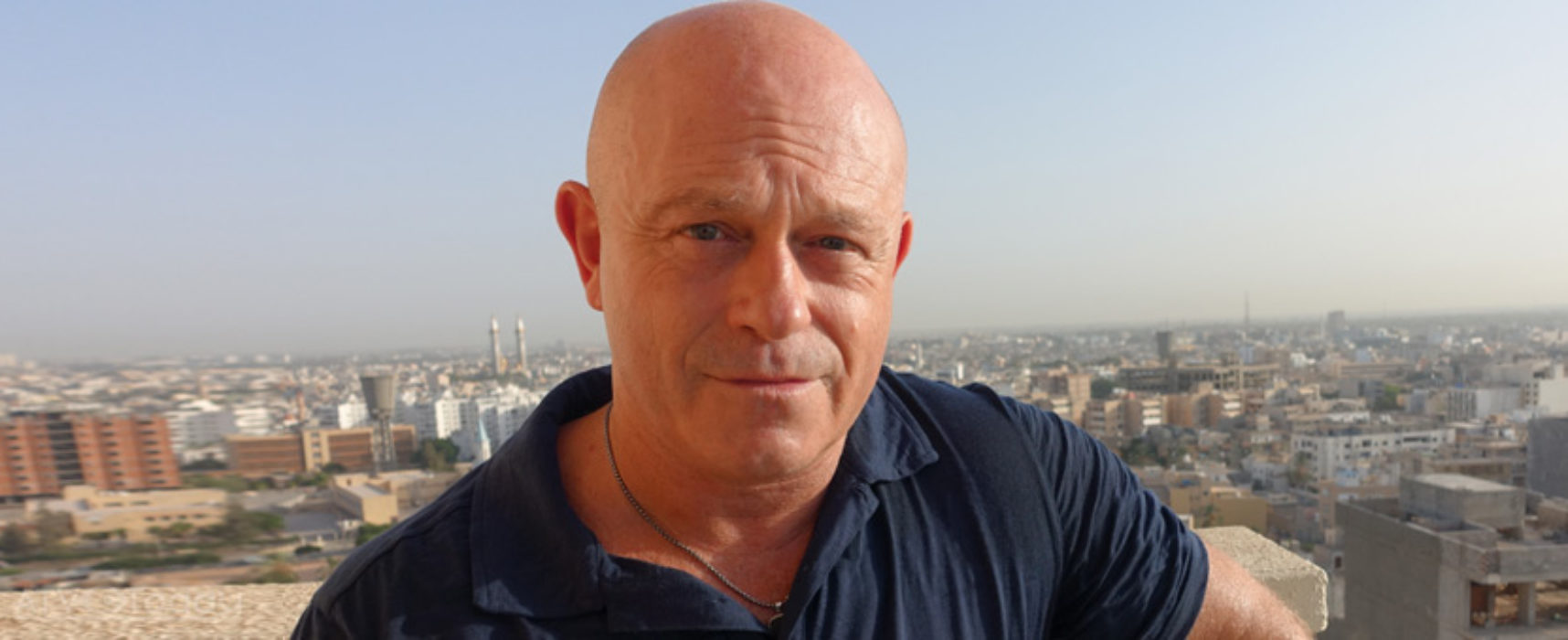 Ross Kemp joins Libya's Migrants on their journey into Europe