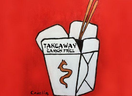 Eamon Friel talks new EP 'Takeaway'
